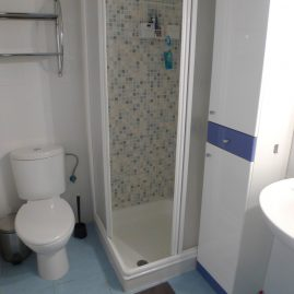 Shower Cubicle in Bathroom