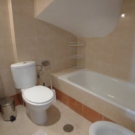 Bathroom with Shower & Toilet